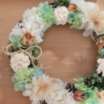 wreath-whitegreen