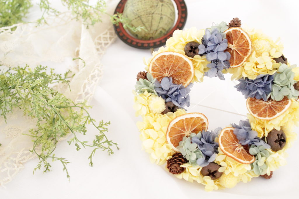 yellow-orange-wreath