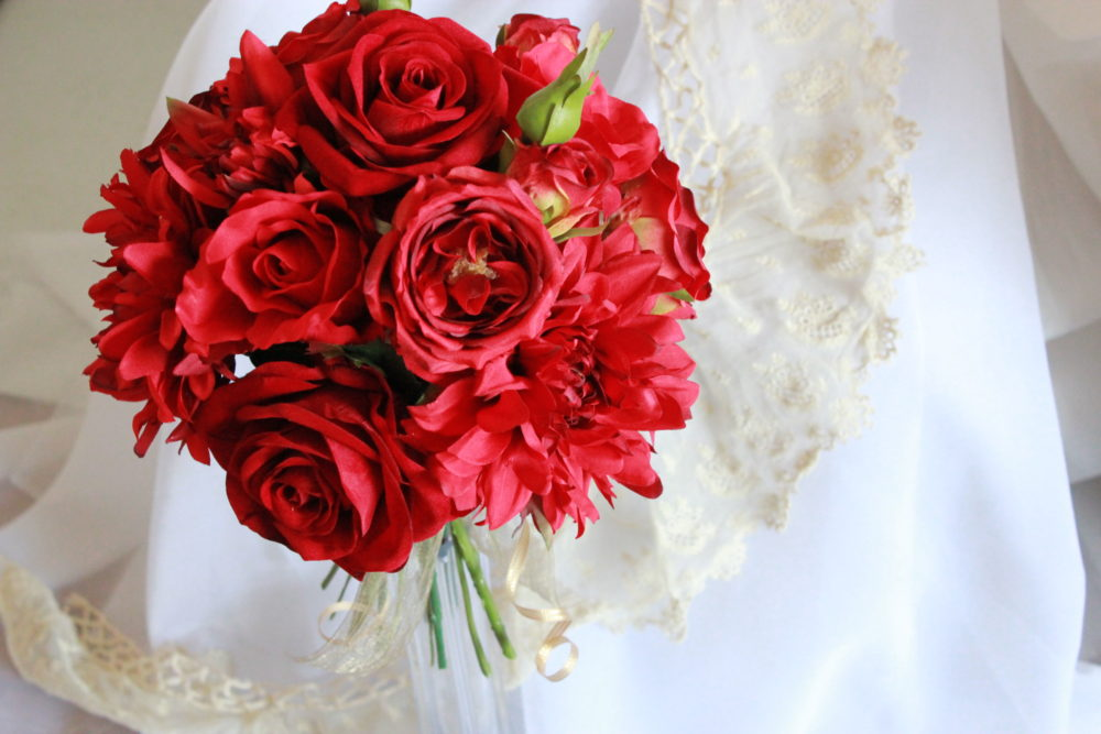 red-bouquet
