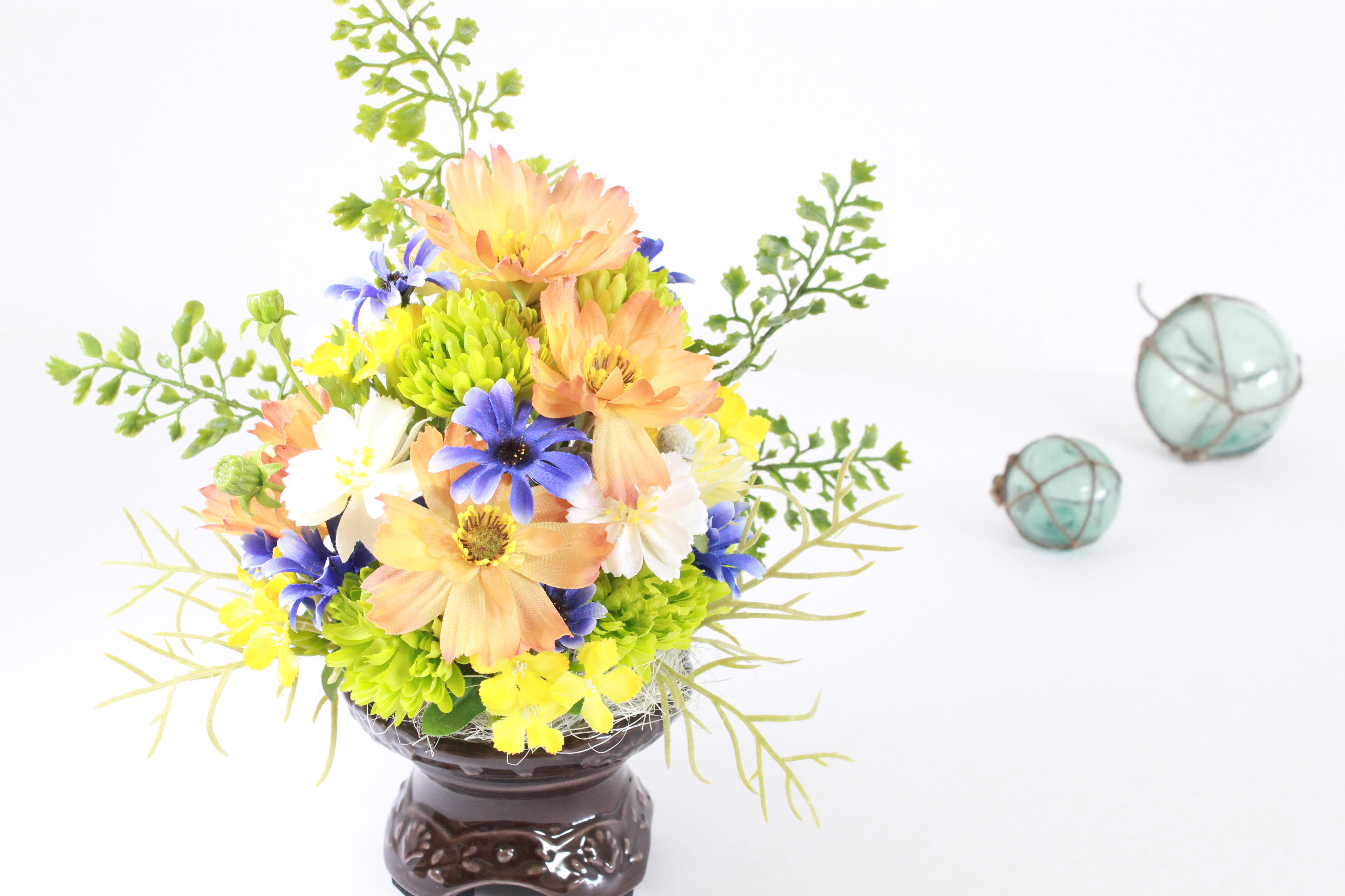 アーティフィシャルフラワーの仏花