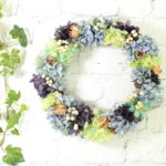 blue-wreath