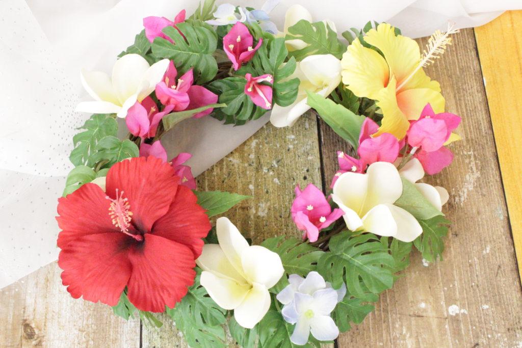 hawaiian-wreath