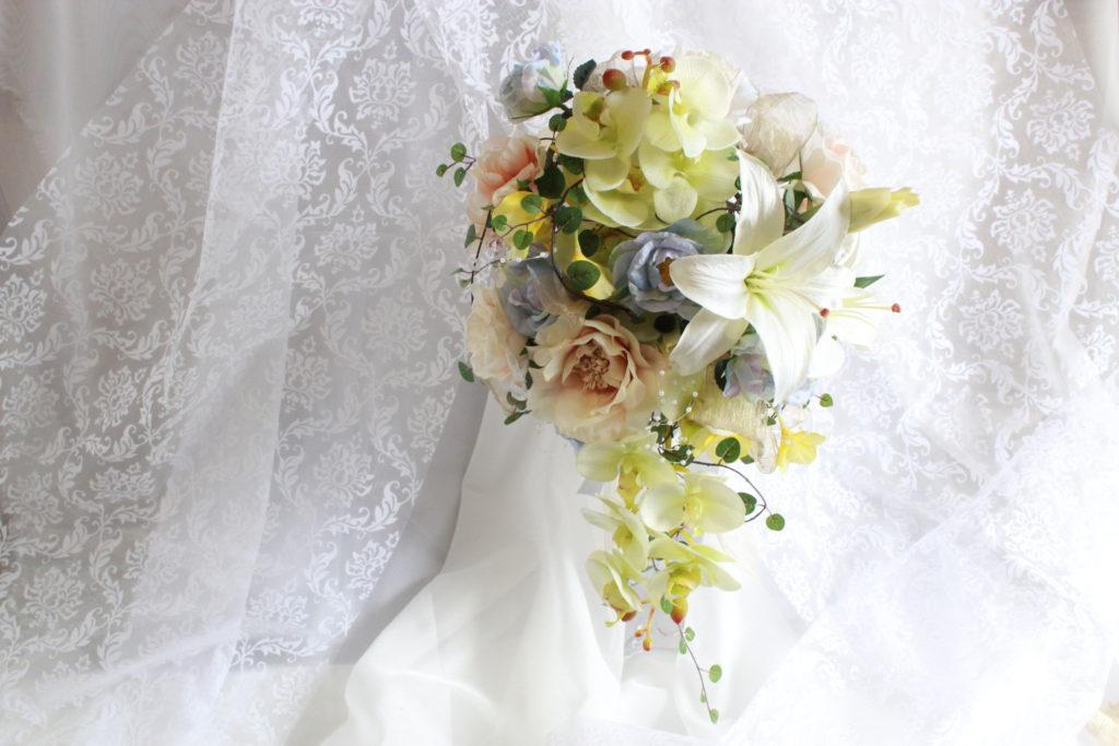 teardrop-bouquet