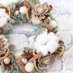 cotton-orange-wreath